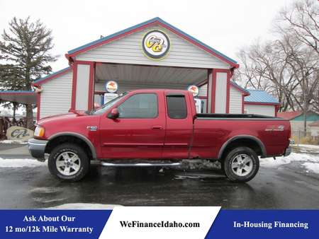 2002 Ford F-150 4WD SuperCab for Sale  - 8187R  - Country Auto