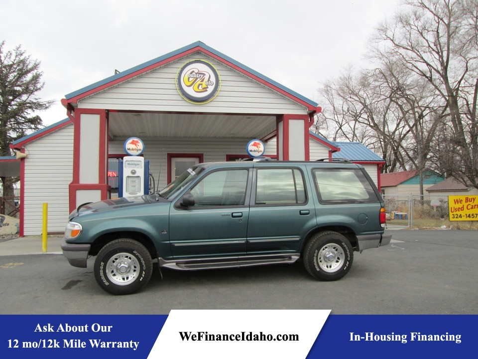 1997 Ford Explorer AWD  - 8294  - Country Auto