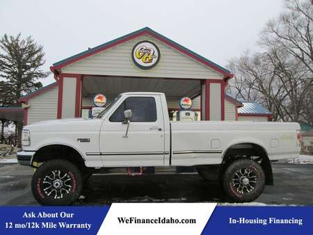 1997 Ford F-250 HD 4WD Regular Cab for Sale  - 8353  - Country Auto