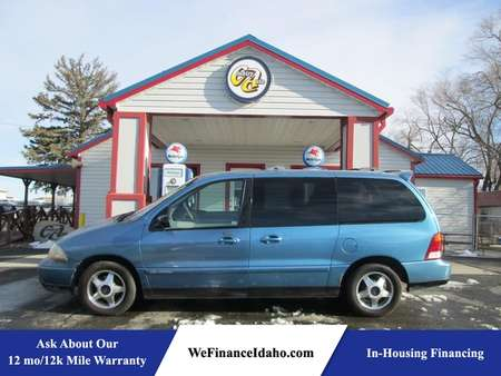 2001 Ford Windstar SE Sport for Sale  - 8343R  - Country Auto