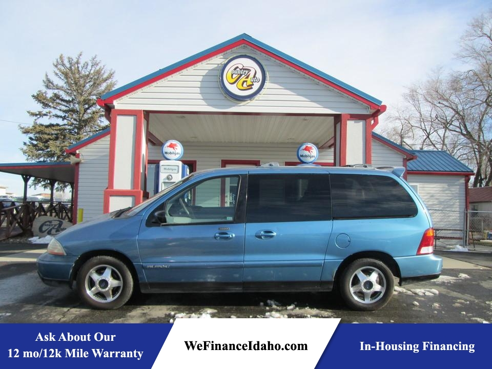 2001 Ford Windstar SE Sport  - 8343R  - Country Auto