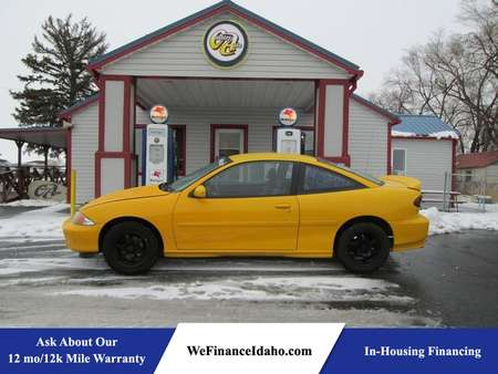 2002 Chevrolet Cavalier LS Sport for Sale  - 8351  - Country Auto