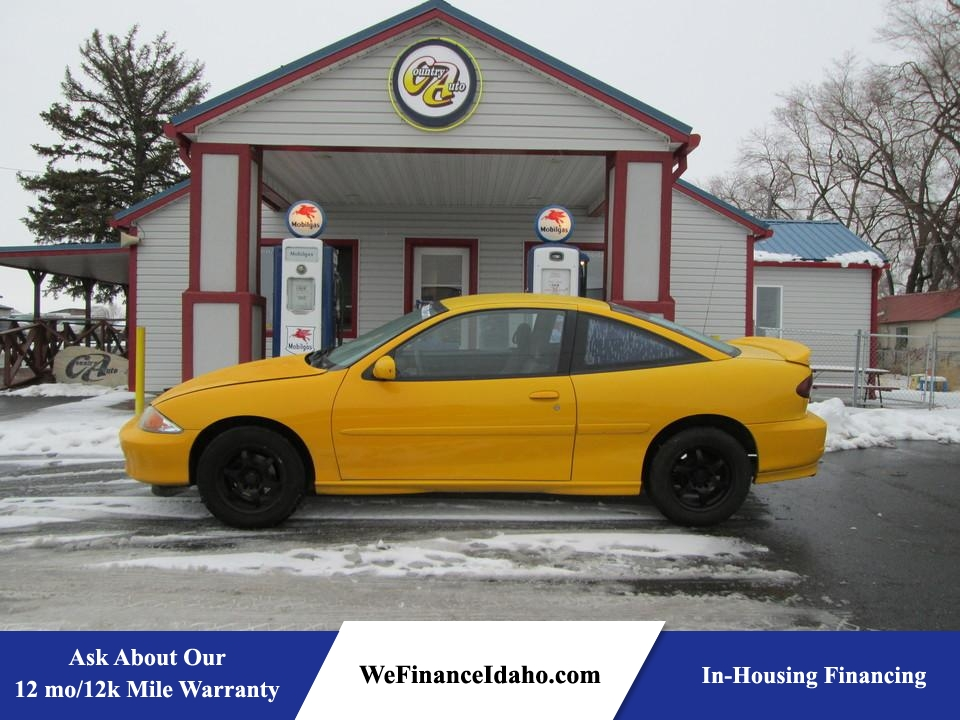 2002 Chevrolet Cavalier  - Country Auto