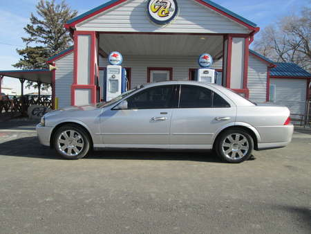 2003 Lincoln LS  for Sale  - 7876  - Country Auto