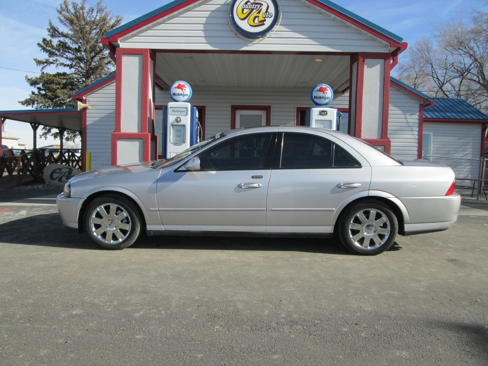 2003 Lincoln LS  - Country Auto