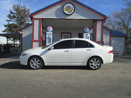 2004 Acura TSX  for Sale  - 7981  - Country Auto
