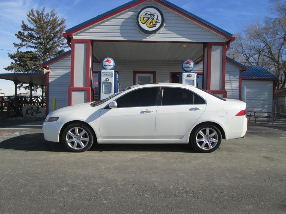 2004 Acura TSX  - Country Auto