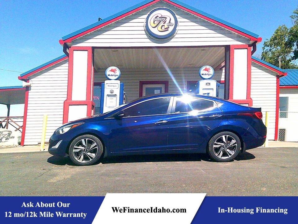 2014 Hyundai Elantra Limited  - 9014  - Country Auto