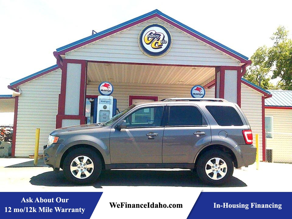 2012 Ford Escape Limited 4WD  - 9040  - Country Auto