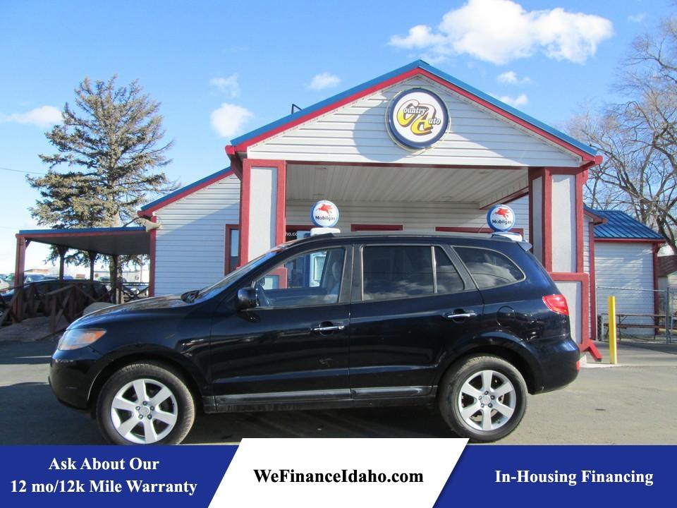 2008 Hyundai Santa Fe  - 8438LR  - Country Auto