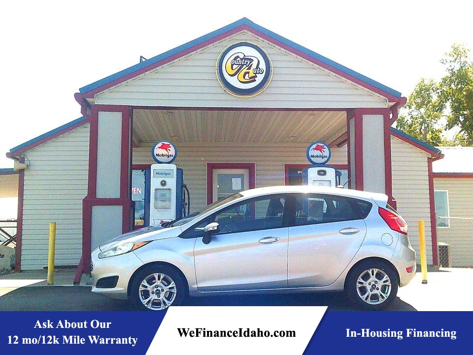 2014 Ford Fiesta SE  - 9039  - Country Auto