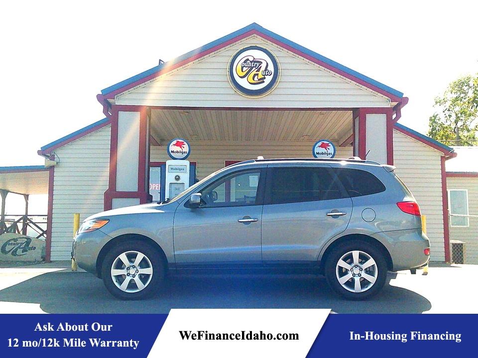 2009 Hyundai Santa Fe Limited AWD  - 9010  - Country Auto