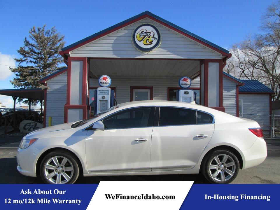 2011 Buick LaCrosse CXL  - 8429  - Country Auto