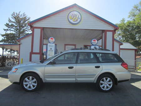 2006 Subaru Legacy Outback 2.5i for Sale  - 8156  - Country Auto