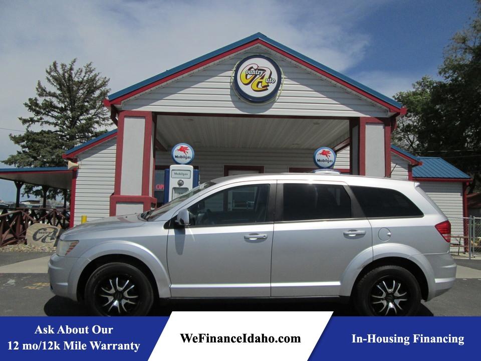 2009 Dodge Journey SXT AWD  - 8148  - Country Auto