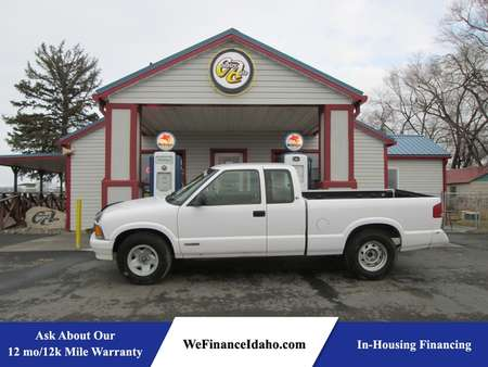 1995 Chevrolet S10 LS Extended Cab for Sale  - 8283  - Country Auto