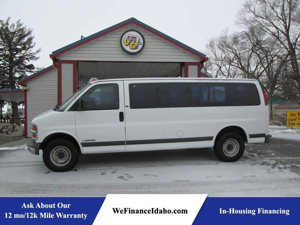 1999 Chevrolet Express Van  - Country Auto