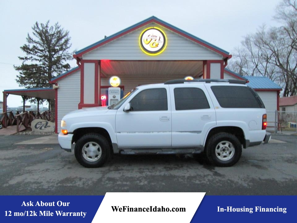 2003 Chevrolet Tahoe Z71 4WD  - 8050  - Country Auto