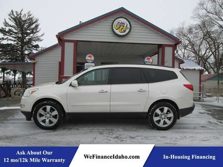 2011 Chevrolet Traverse LTZ AWD for Sale  - 8417  - Country Auto