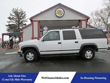 1999 GMC Suburban 4WD for Sale  - 8428  - Country Auto