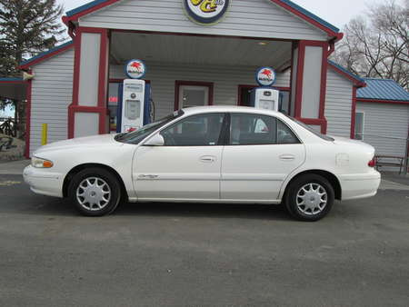 2002 Buick Century Custom for Sale  - 7976  - Country Auto