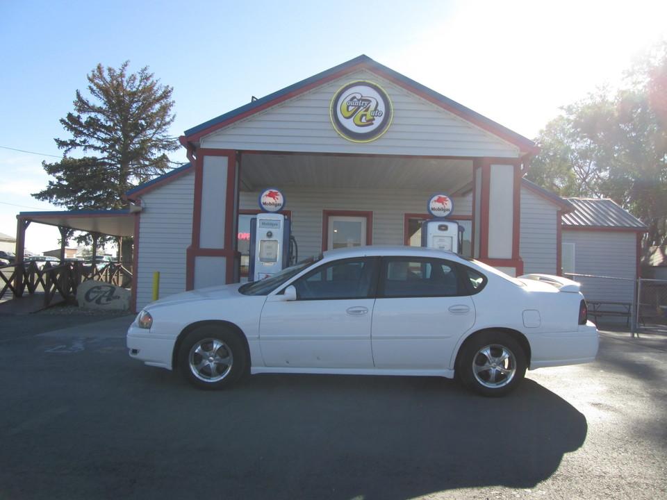 2013 Chevrolet Impala  - Country Auto