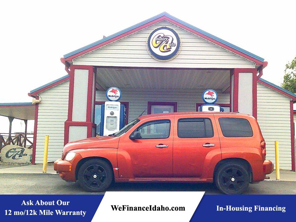 2006 Chevrolet HHR LT 2WD  - 8968  - Country Auto