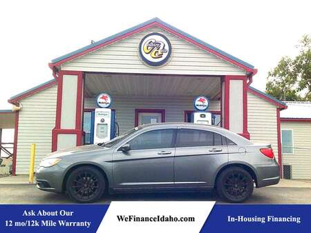 2012 Chrysler 200 Touring for Sale  - 9036  - Country Auto