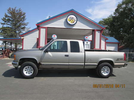 1998 GMC Sierra 1500 4WD Extended Cab for Sale  - 7798  - Country Auto