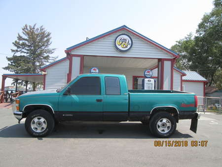 1993 Chevrolet C2500 C/K 2500 4WD Extended Cab for Sale  - 7772  - Country Auto