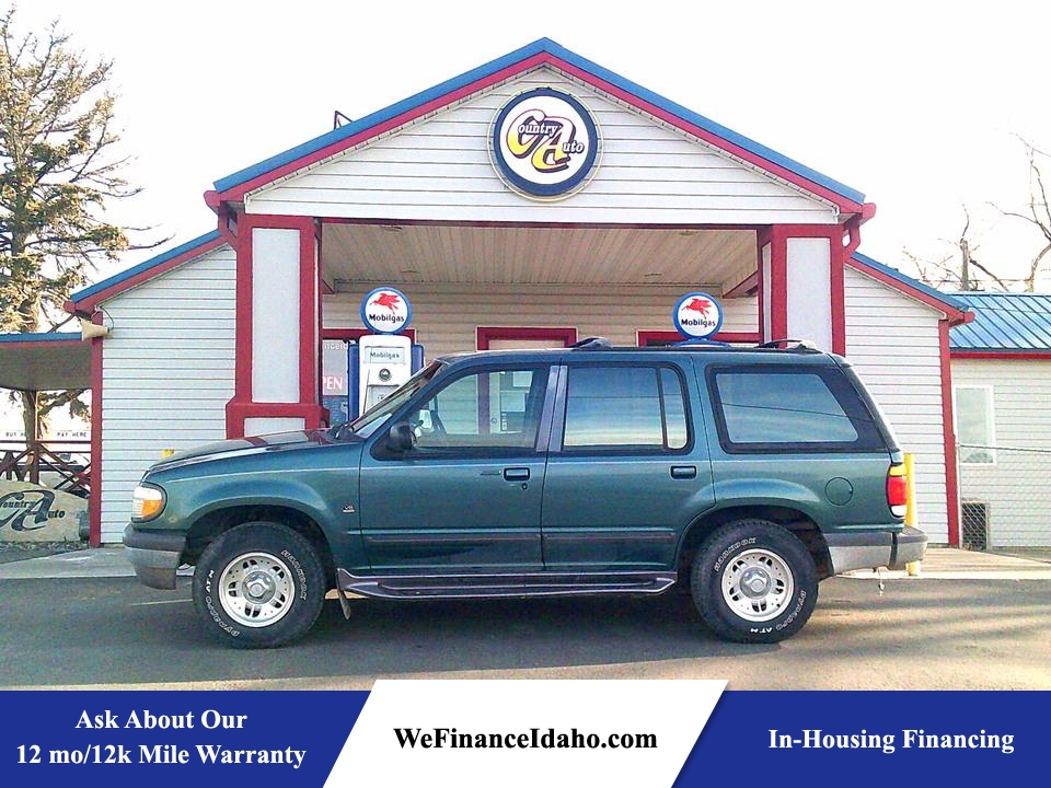 1997 Ford Explorer AWD  - 8868R  - Country Auto