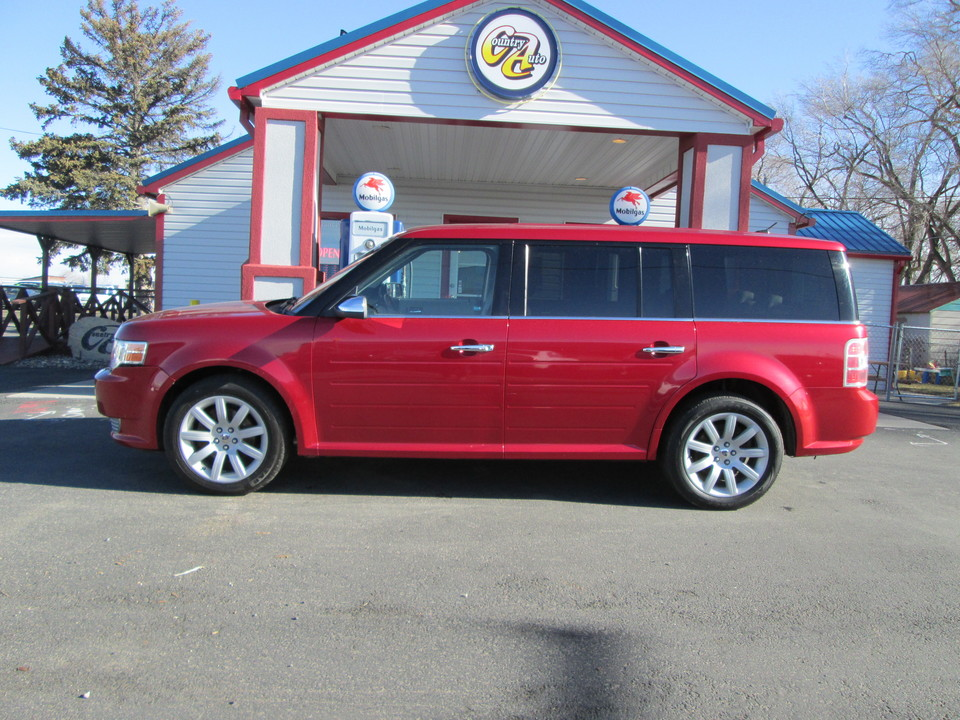 2010 Ford Flex  - Country Auto