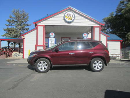 2007 Nissan Murano AWD for Sale  - 8252B  - Country Auto