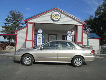 2002 Honda Accord EX for Sale  - 8253  - Country Auto