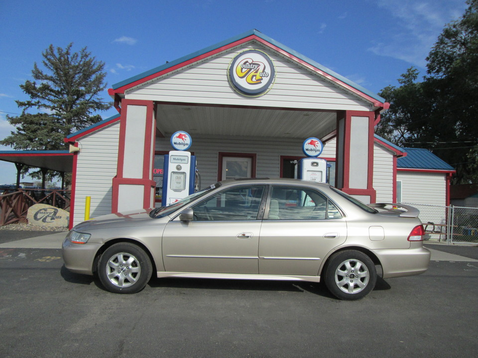 2002 Honda Accord  - Country Auto