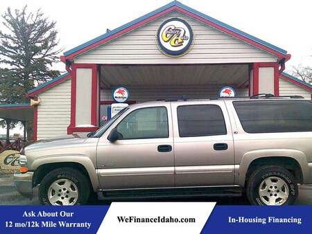 2000 Chevrolet Suburban LS 4WD for Sale  - 8822  - Country Auto