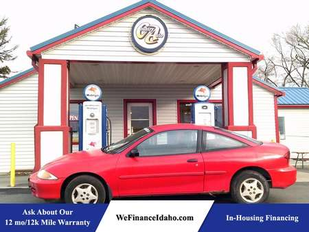2001 Chevrolet Cavalier  for Sale  - 8485  - Country Auto