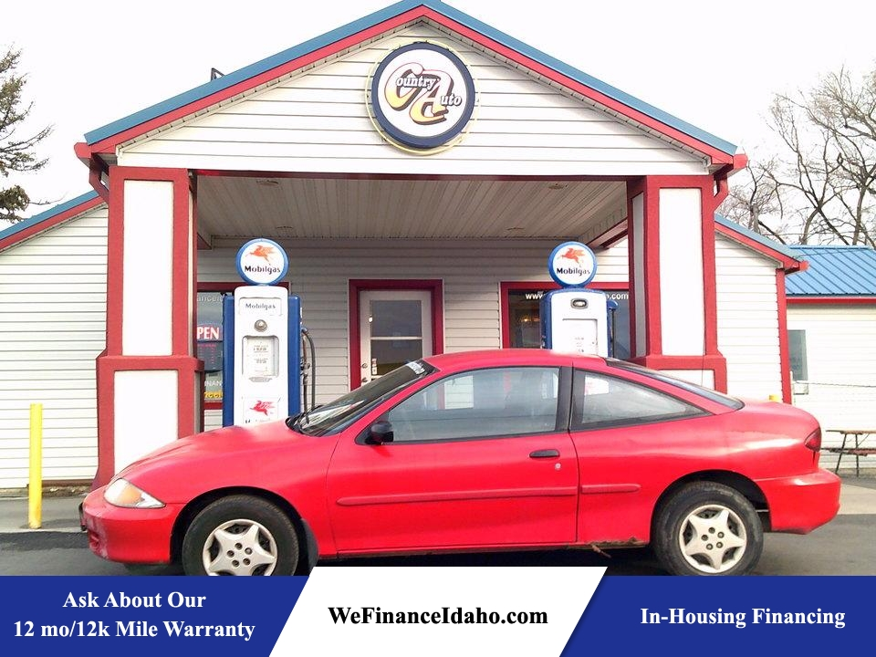 2001 Chevrolet Cavalier  - Country Auto