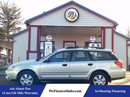 2005 Subaru Legacy Wagon (Natl) Outback for Sale  - 8511  - Country Auto