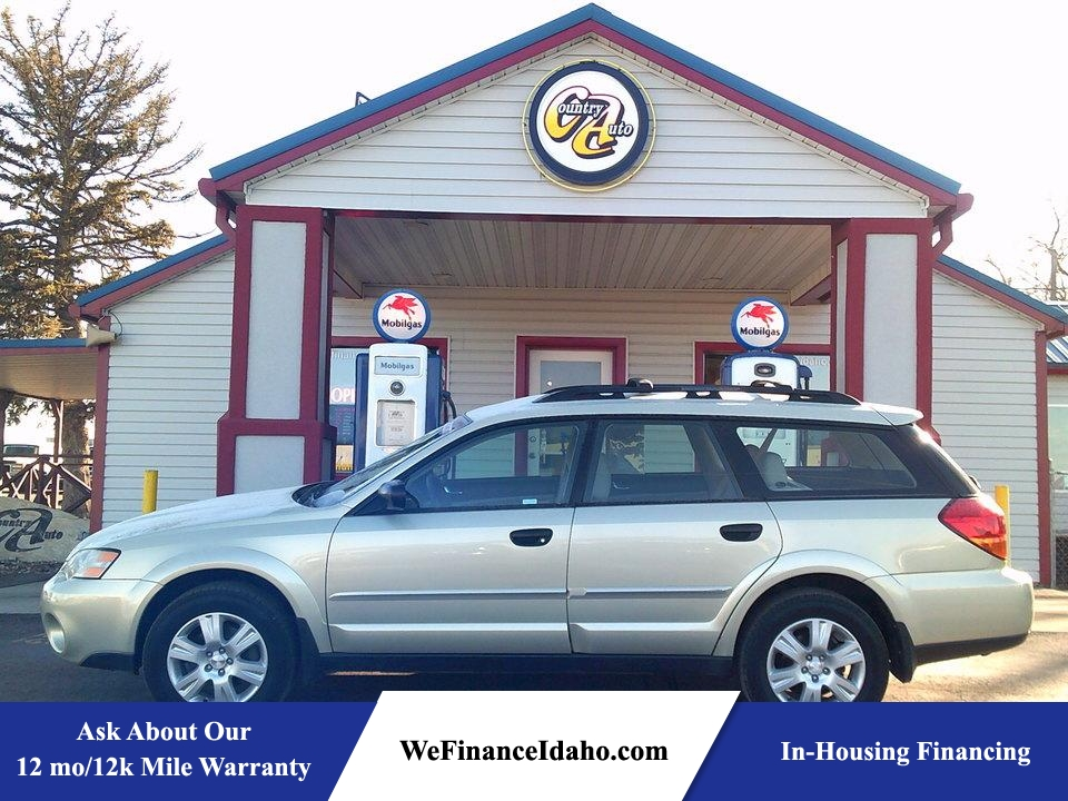 2005 Subaru Legacy Wagon (Natl) Outback  - 8511  - Country Auto