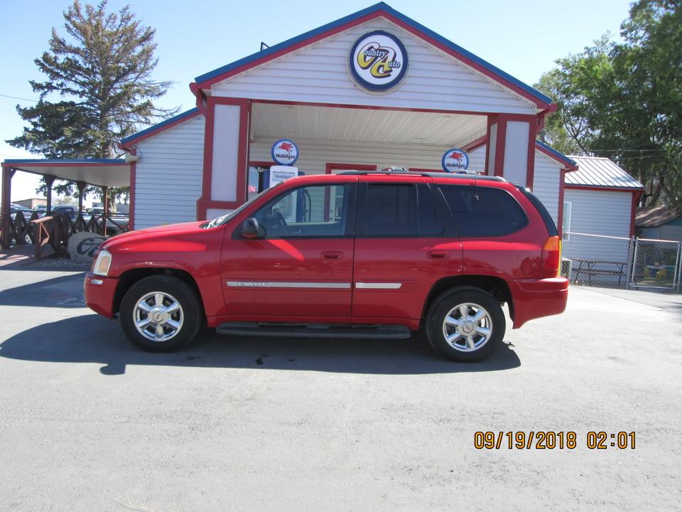 2002 GMC Envoy  - Country Auto