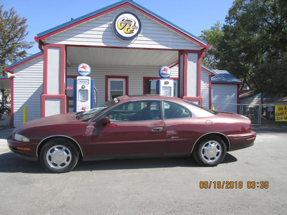 1997 Buick Riviera  - Country Auto