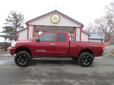 2006 Nissan Titan SE 4WD for Sale  - 8016  - Country Auto