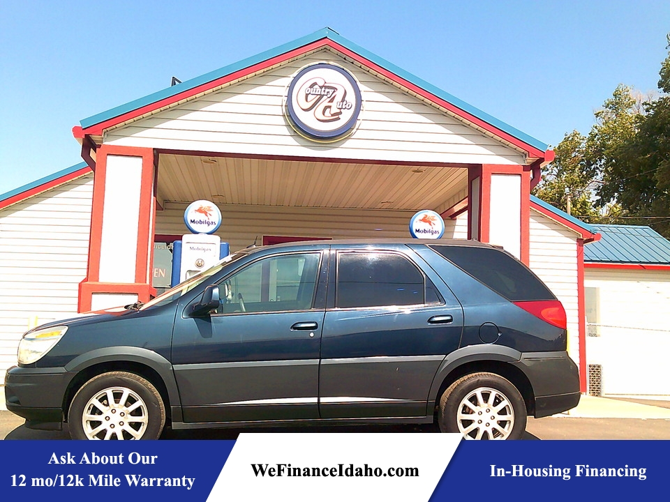 2005 Buick Rendezvous  - 9000R  - Country Auto