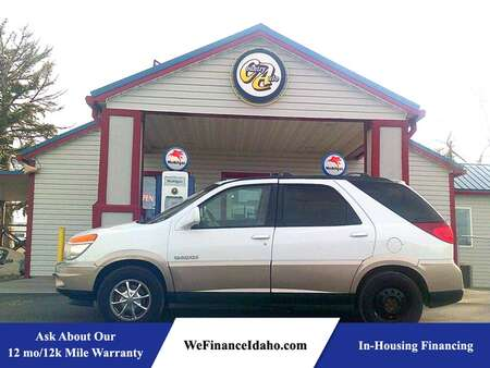2003 Buick Rendezvous CXL AWD for Sale  - 8895  - Country Auto