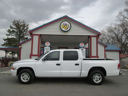 2000 Dodge Dakota Quad Cab for Sale  - 8068  - Country Auto