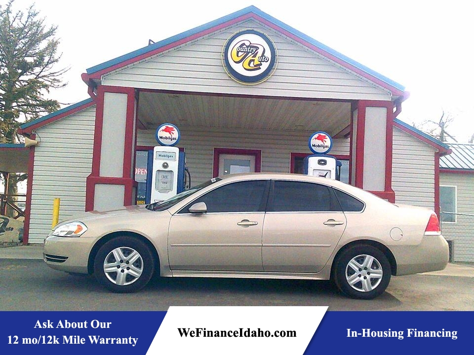 2011 Chevrolet Impala LS  - 8863  - Country Auto