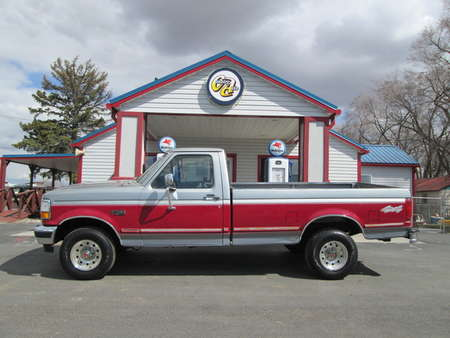 1994 Ford F-150 4WD for Sale  - 8080  - Country Auto
