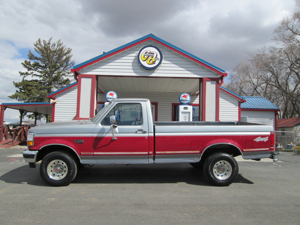 1994 Ford F-150  - Country Auto