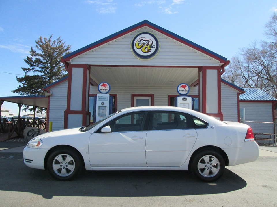 2007 Chevrolet Impala  - Country Auto